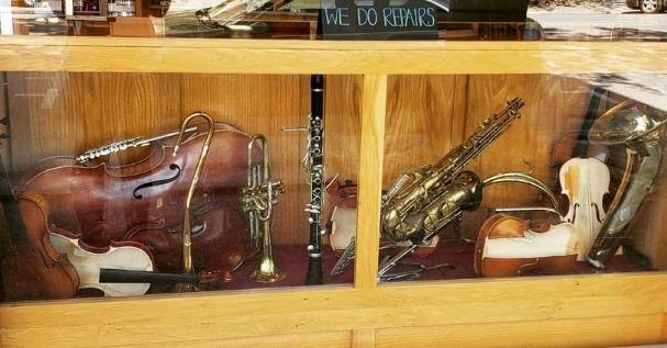 Band Instrument Repair Shop in Salem OR
