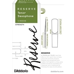 D'Addario Reserve Tenor Saxophone Reeds 3 5 Pack DKR0530