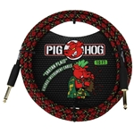 PIG HOG 10' GTR Cable Tartan Plaid PCH10PL