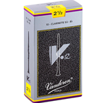Bb Clarinet V12 Reeds 2.5 10  Pack CR1925