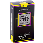 Rue Lepic Bb Clarinet Reed 3.5 10 Pack CR5035