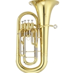 "Jupiter 4-Valve Euphonium .570"" Bore 11"" Upright Bell Lacquered Finish JEP1000"