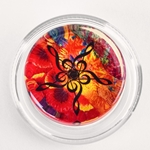 Groovy Kaleidoscope Treble Clef Magic Rosin GKT-3GM