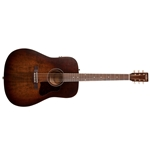 Art & Lutherie Americana Acoustic Guitar with Quantum I Electronics Bourbon Burst 042425