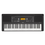 Yamaha PSRE263KIT 61-Key Entry-Level Portable Keyboard With SKB2 Accessory Kit