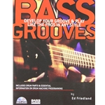 Bass Grooves Book and CD