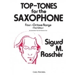 Top Tone for the Saxophone Rascher