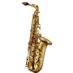 Antigua Pro Powerbell Alto Sax Un-Lacquered AS4348CU