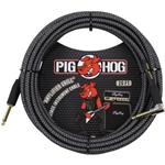 "Pig Hog ""Amp Grill"" 20' Vintage-Series Instrument Cable, Right Angle PCH20AGR"