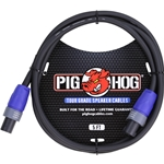 Pig Hog 5' Speaker Cable, 14 Gauge, Speakon-Speakon PHSC5SPK