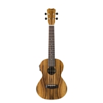 Islander Tenor Ukulele, Electric/Acoustic, Acacia AT-4-EQ