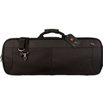 ProTec Adjustable ProPac Viola Case, Black Interior PS2165DLX