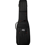 Gator Pro-Go Series Bass Guitar Bag with Micro Fleece Interior and Removable Backpack Straps G-PG-BASS