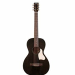 Art & Lutherie Roadhouse Acoustic Guitar, Faded Black 045532