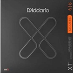 D'Addario XT 80/20 Bronze Acoustic Guitar String Set, 10-47, X-Light XTABR1047