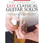 Library of Easy Guitar Solos, Guitar TAB