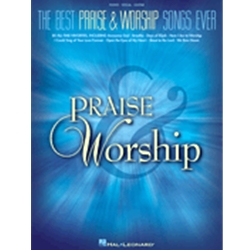 The Best Praise & Worship Songs Ever - Piano/Vocal/Guitar
