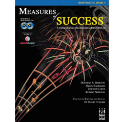 Measures of Success Baritone T.C. Book 1