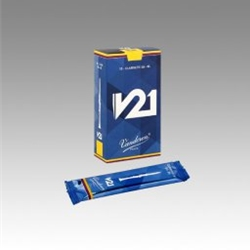 Bb Clarinet Vandoren V21 Reeds 4 10 Pack CR804