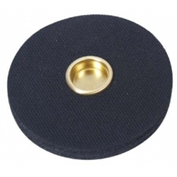 Round Cello Endpin Rest With Gold Cup AC-033821