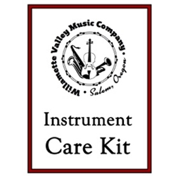 Superslick Clarinet Care Kit With Hanky Swab CCK-HANKY