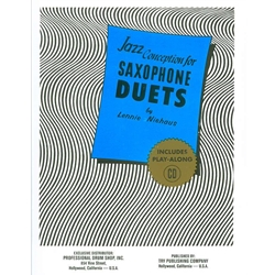 Jazz Conceptions for Saxophone Duets