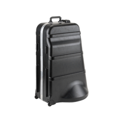 SKB Moulded Tuba Case With Wheels SKB-385W