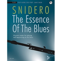 The Essence of the Blues (Snidero), Flute