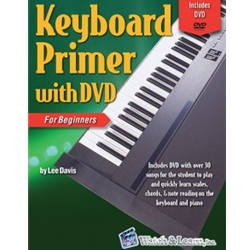Keyboard Primer Deluxe Edition Book/DVD