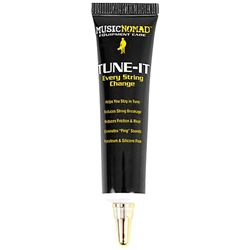 Music Nomad Tune-It Lubricant for Nut, Saddle Bridge, & String Guides, 10 mL MN106