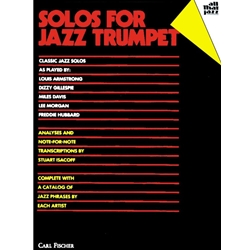 Solos for Jazz Trumpet