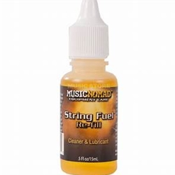 Music Nomad String Fuel Refill, .5oz MN120